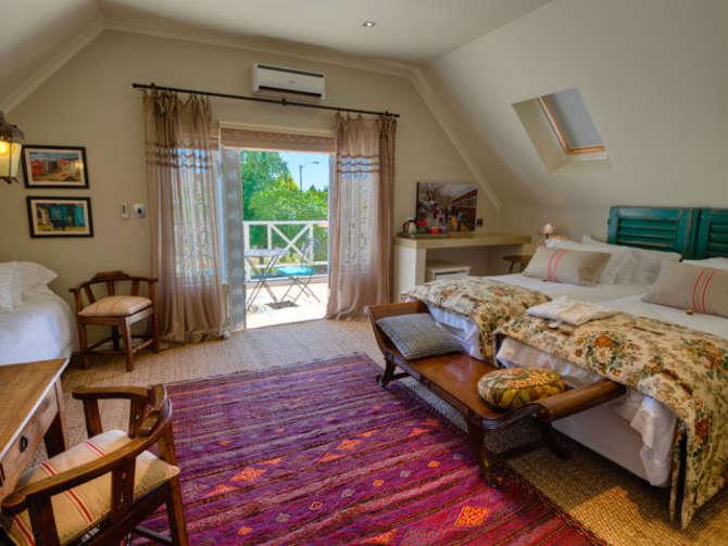 Baruch Guest House Stellenbosch
