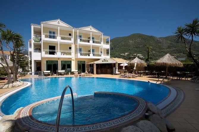 Lefko Hotel & Appartementen Nidri