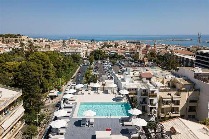 Jo-An Palace Rethymnon
