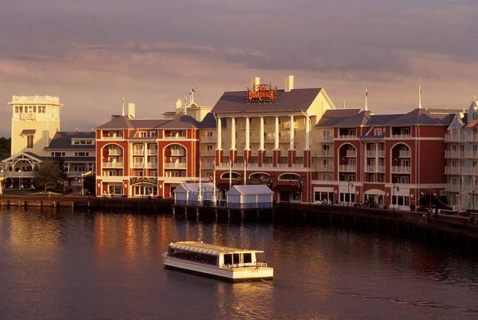 Disney's Boardwalk Inn® Celebration