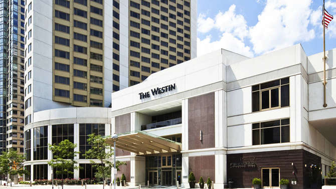 The Westin Jersey City Newport Jersey City
