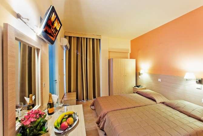 Hotel Ambassador Rhodos-Stad