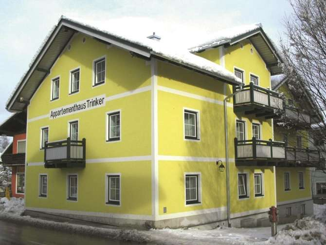 Appartementen Trinker Zell am See