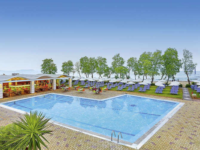 Malia Bay Beach Hotel Malia