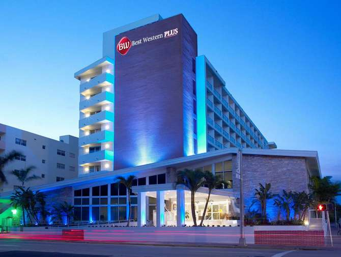 Best Western Atlantic Beach Resort Miami Beach