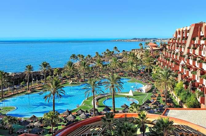 Holiday World Resort Benalmádena