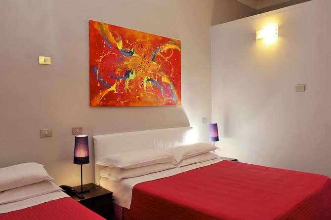 Colors Hotel Rome