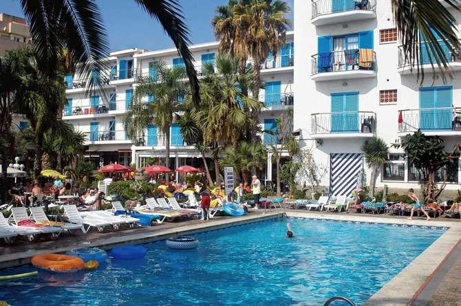 Hotel TOP Planamar Malgrat de Mar