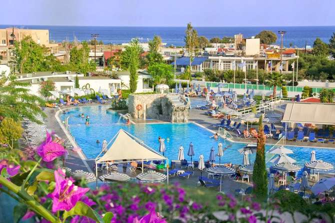 Sun Palace Hotel Faliraki