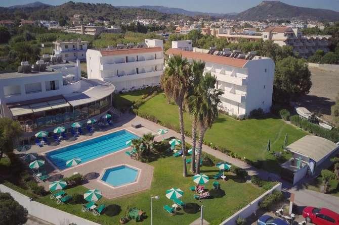 Pylea Beach Hotel Trianda (Ialyssos)