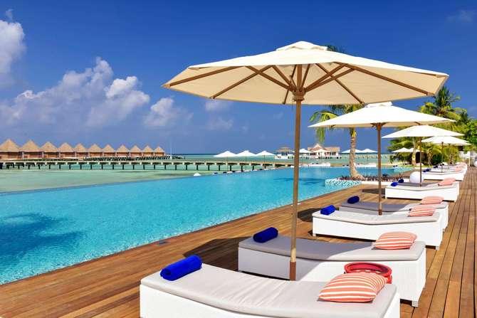 Mercure Maldives Kooddoo Resort Kooddoo