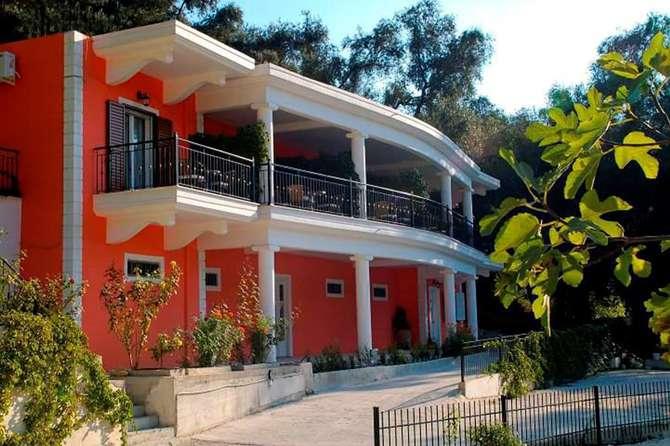 Villa Orange Parga