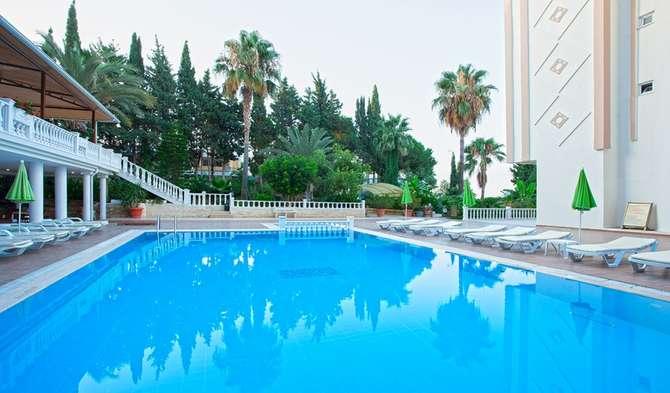 Sun Maritim Hotel Alanya