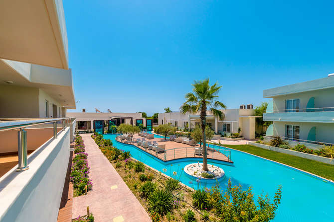 Afandou Bay Resort Suites Afántou