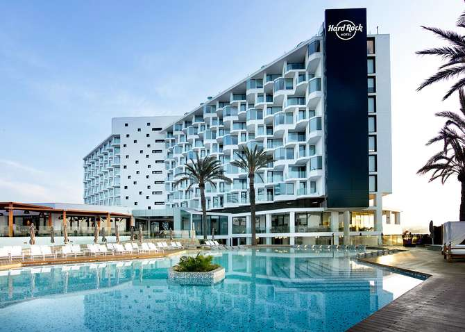 Hard Rock Hotel Ibiza Playa d'en Bossa