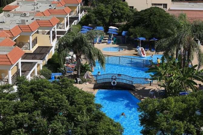 Jacaranda Hotel Appartementen Protaras