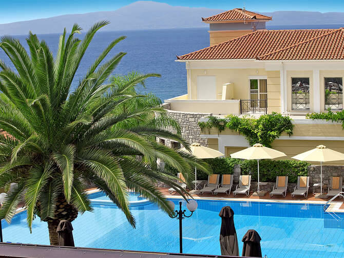 Hotel Akti Taygetos Kalamáta