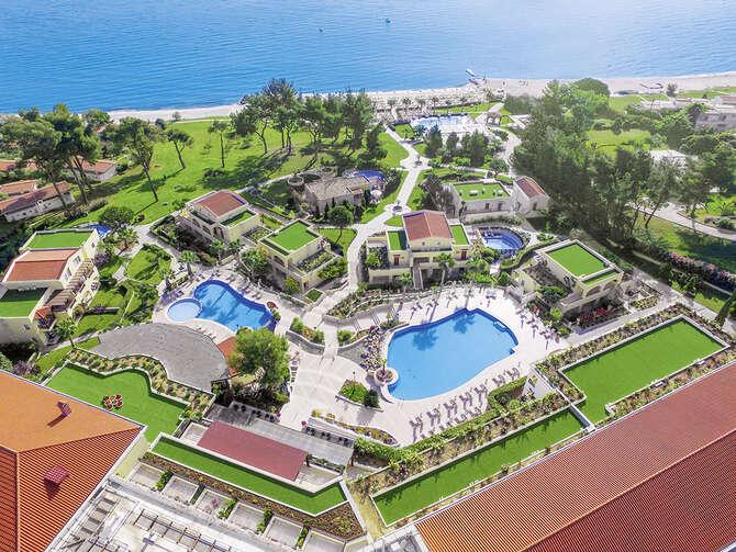 Aegean Melathron Hotel Kallithea