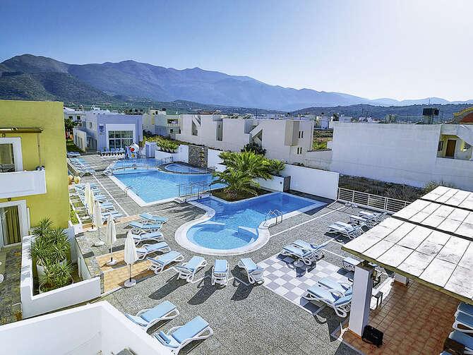 Sissi Bay Hotel & Spa Sissi