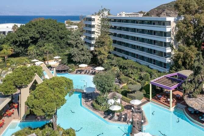 Dionysos Hotel Rhodos-Stad