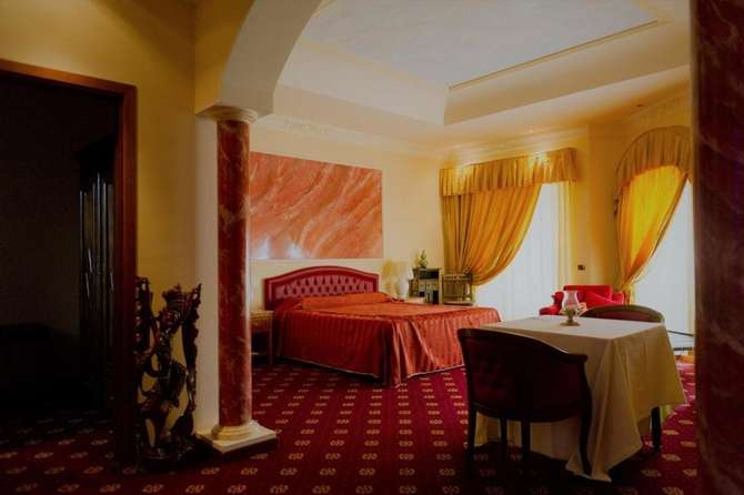 Hotel Resort Parco dei Principi Roccella Ionica
