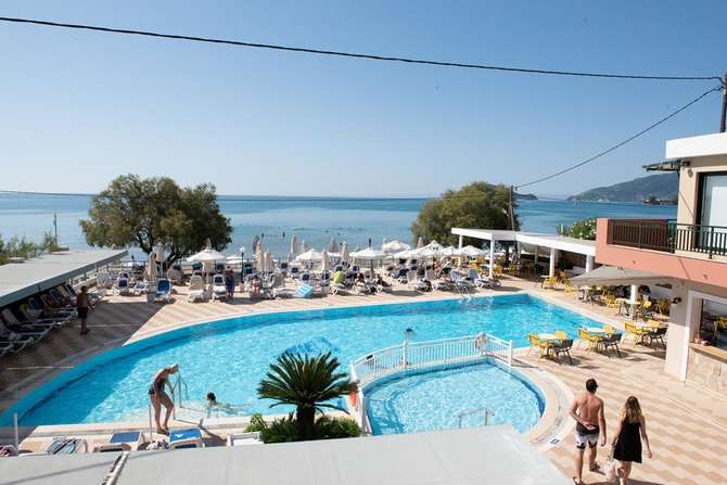 Mediterranean Beach Resort Laganas