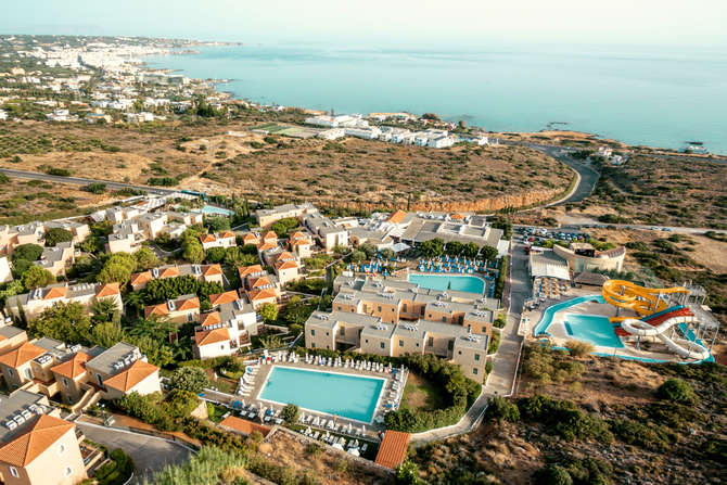 Smartline Village Resort & Waterpark Chersonissos