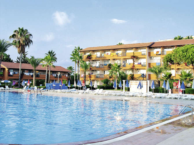 Club Turtas Beach Hotel Alanya