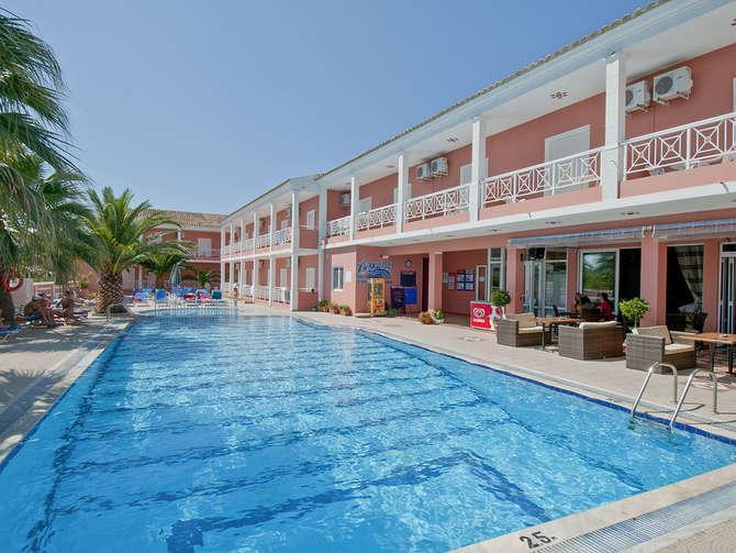Angelina Hotel Sidari