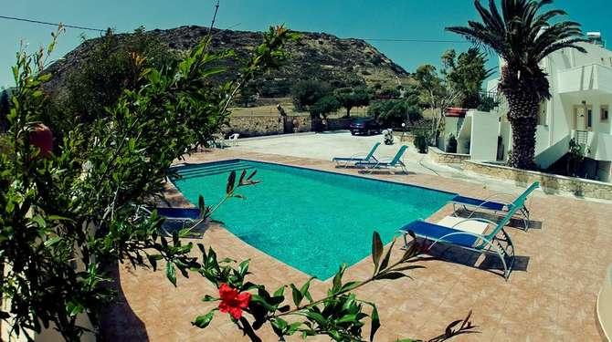 Garden Villa Karpathos-Stad