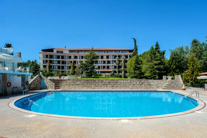 Alexander the Great Beach Hotel Kallithea