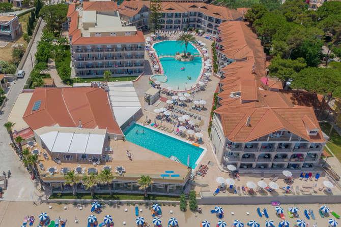 Tsilivi Beach Hotel & Suites Tsilivi
