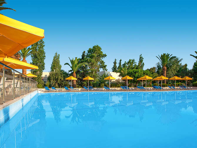 Kipriotis Hippocrates Hotel Psalidi