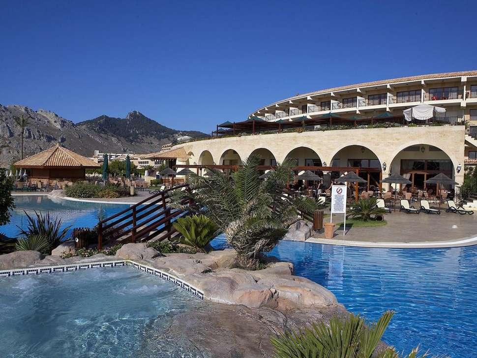 Rhodos Imperial Resort