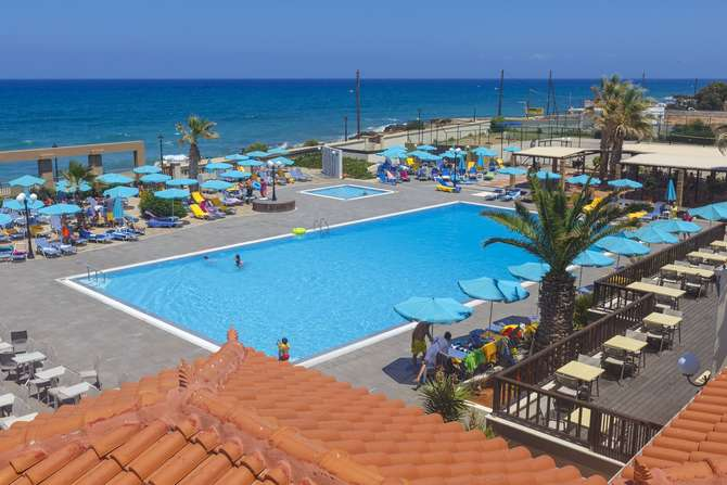 Europa Beach Hotel Analipsi