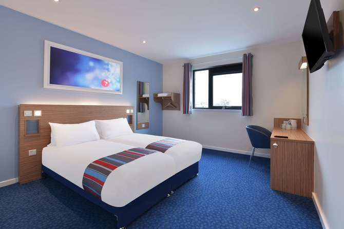 Travelodge London Excel Londen