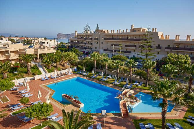Santa Marina Beach Hotel Aghia Marina