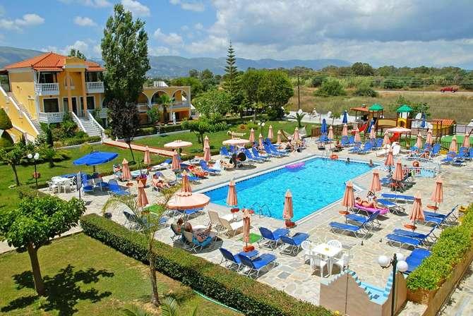 Macedonia Hotel Kalamaki