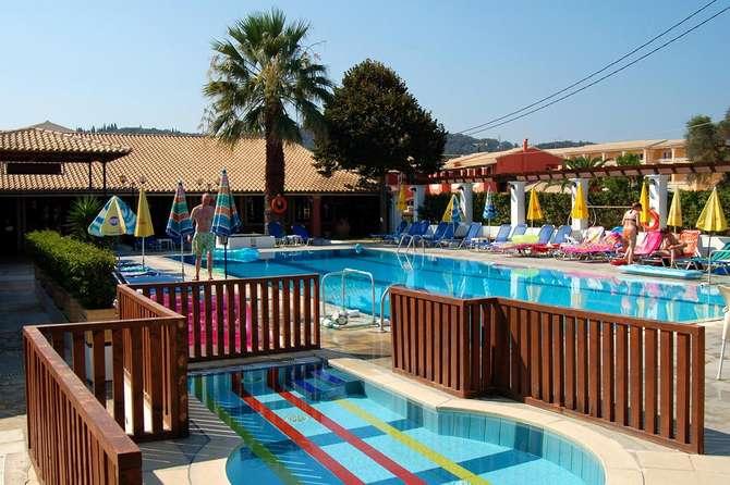 Sungate Hotel Sidari
