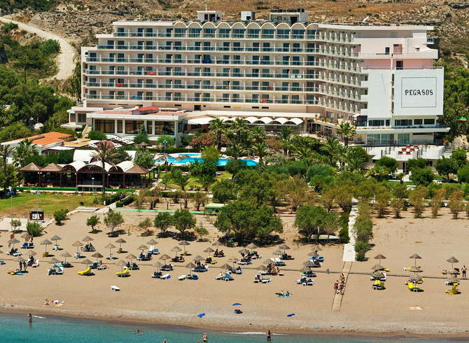 Pegasos Beach Hotel Faliraki