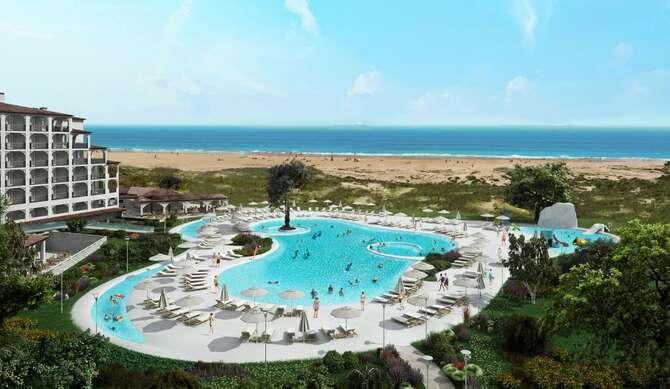 Sunrise Blue Magic Resort Obzor