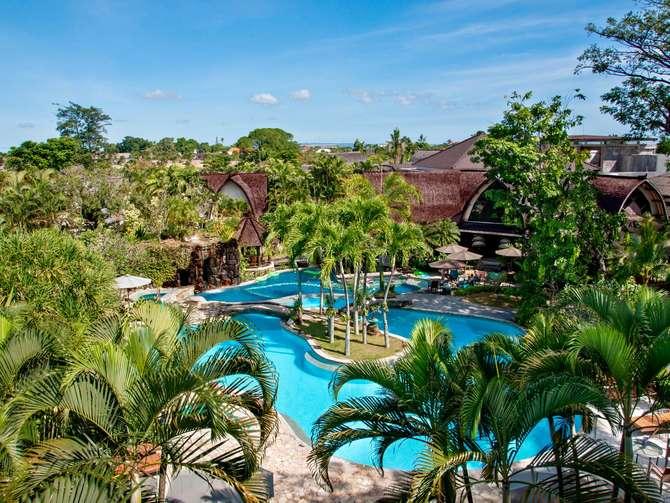 Hotel Vila Lumbung Seminyak