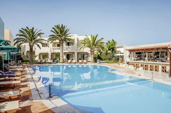 Amalthia Beach Resort Aghia Marina