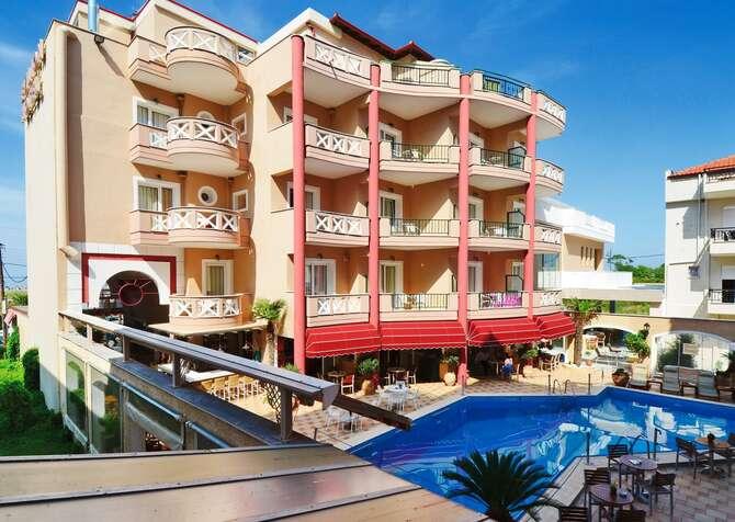 Evilion Hotel Neo Pori