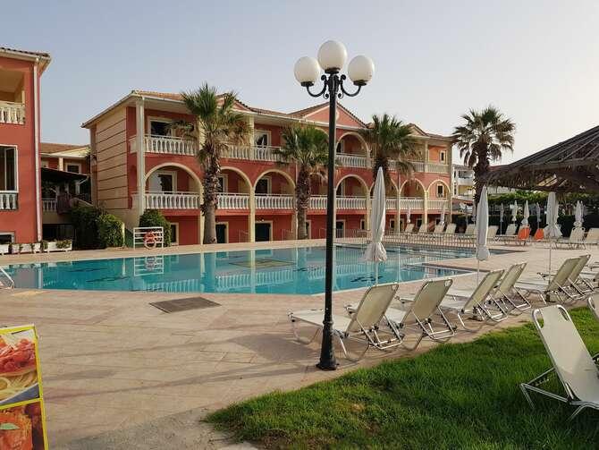 Anastasia Beach Hotel Laganas
