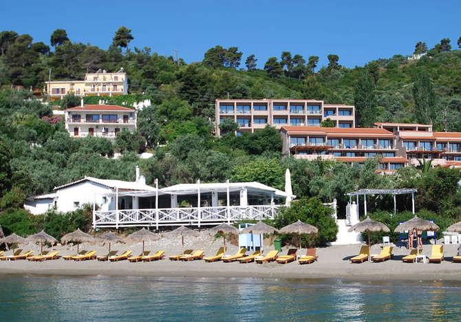 Vassilias Beach Hotel Skiathos-Stad