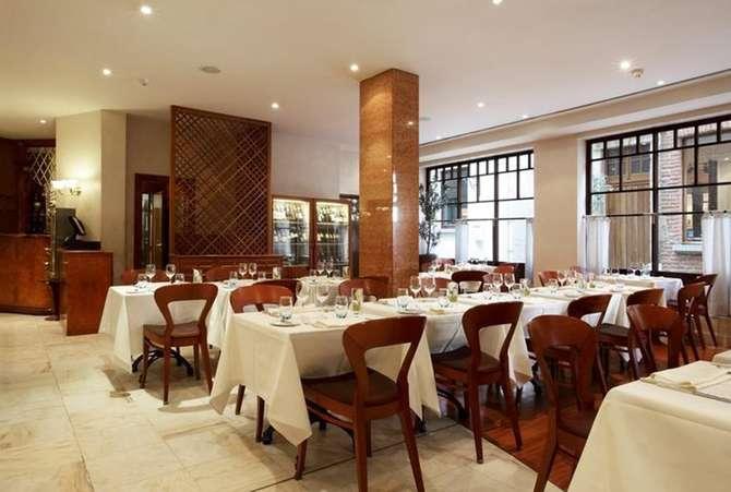 Hotel NH Brussels Du Grand Sablon Brussel