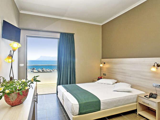 Elena Beach Hotel Kíssamos