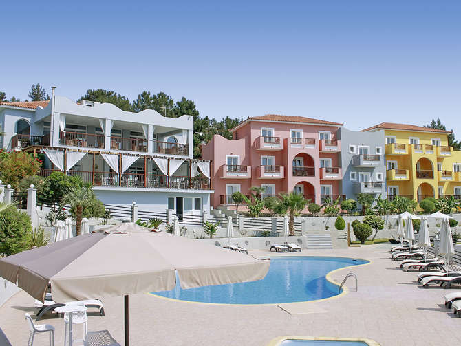 Hotel Naftilos Pythagorion