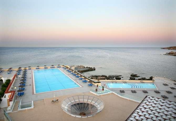 Eden Roc Resort Hotel Kalithea